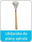 ubijaczka do piany spirala